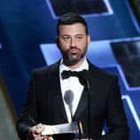 Jimmy Kimmel dio el toque de humor a los Emmy 2015