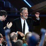 Jon Stewart se despide, por el momento, de todos en los Emmy 2015