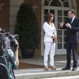 Ana Rosa pasa 24 horas con Mariano Rajoy (PP)