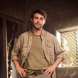 James Wolk interpreta al zoólogo Jackson Oz en 'Zoo'