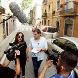 Ana Rosa y Albert Rivera (C's) ante las cámaras de 'El programa de Ana Rosa'