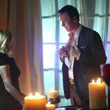 Julie descubre las secuelas de uno de los asistentes a la sangriente fiesta en 'CSI: Las Vegas'
