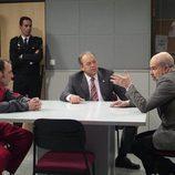 Tito Valverde, de 'El Comisario', en 'Los Serrano'