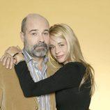 Belén Rueda y Antonio Resines, la pareja de 'Los Serrano'