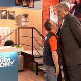 Fernando Romay como Secuaz en 'Gym Tony'