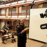 Pere Ponce interpreta a Miguel de Cervantes en 'El Ministerio del Tiempo'