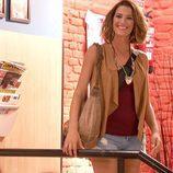 Laura Sánchez es una de las invitadas VIP de 'Gym Tony'