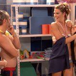 Diana no pasará desapercibida ante los miembros del 'Gym Tony'
