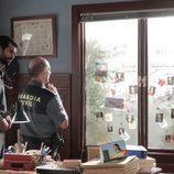 La pareja de policías en 'Olmos y Robles'