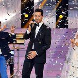 """Pablo Puyol canta """"Sugar"""" de Maroon 5 en 'Tu cara me suena'"""