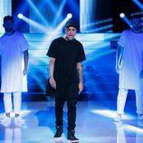 Adrián Rodríguez interpreta a Justin Bieber en 'Tu cara me suena'
