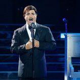 El Sevilla interpreta a David Summers en 'Tu cara me suena'