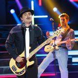 """El Sevilla canta """"Venecia"""" de Hombres G en 'Tu cara me suena'"""