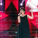 """Vicky Larraz canta """"Solo le pido a Dios"""" en 'Tu cara me suena'"""