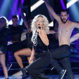 Ruth Lorenzo interpreta a Lady Gaga en 'Tu cara me suena'