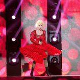Ana Morgade interpreta a Madonna en 'Tu cara me suena'