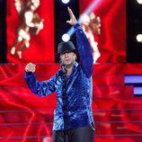 "Adrián Rodriguez canta ""Angel malherido"" en 'Tu cara me suena'"