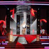 Silvia Abril interpreta a Ylenia en 'Tu cara me suena'