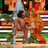 El Sevilla interpreta a El Rey Mono en 'Tu cara me suena'