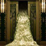 La larga melena de Lady Gaga en el poster de 'American Horror Story: Hotel'
