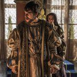 Francisco I de Francia en la serie 'Carlos, Rey Emperador'