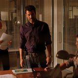 Lola, Héctor y Salva se juntan para continuar investigando en 'Mar de plástico'