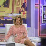 María Teresa Campos en la sexta temporada de '¡Qué tiempo tan feliz!'