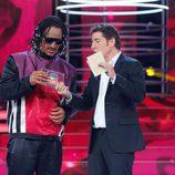 Pablo Puyol gana la cuarta gala de 'Tu cara me suena'