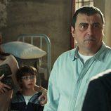 Mario, Silvia y Dani en 'Rabia'