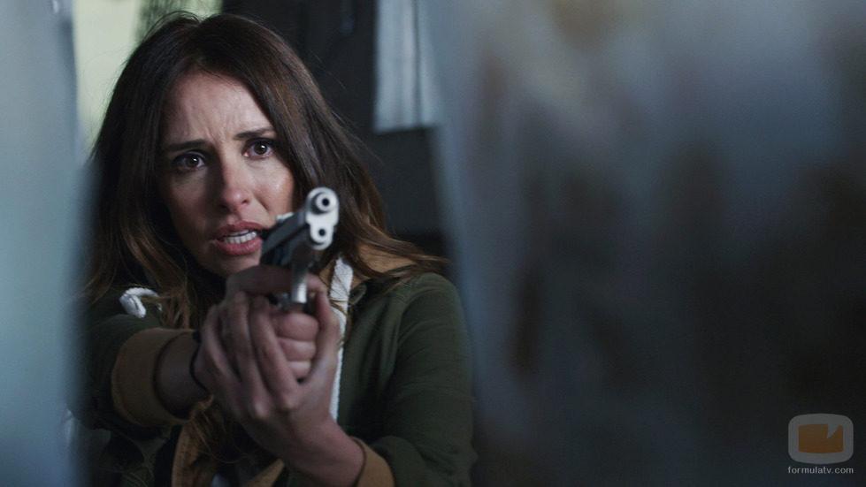 Marta asustada en 'Rabia'