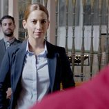Laura Ramos en 'Olmos y Robles'