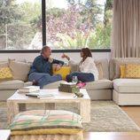 Marilo Montero es invitada por Bertín Osborne a su casa en el programa 'En la tuya o en la mía'