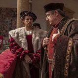 El consejero de Carlos V ayuda al emperador a solucionar sus problemas en 'Carlos, Rey emperador'