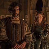 Carlos III de Portugal con su hermana Isabel en 'Carlos, Rey emperador'