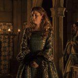La esposa del emperador Carlos en una habitación en 'Carlos, Rey emperador'