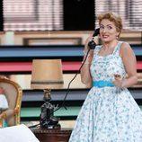 Silvia Abril imita a Doris Day en la quinta gala de 'Tu cara me suena'