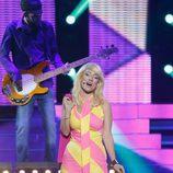 Ana Morgade imita a Blondie en la quinta gala de 'Tu cara me suena'