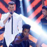 Pablo Puyol imita a Ricky Martin en la quinta gala de 'Tu cara me suena'