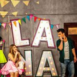 Lucía Gil y Christian Sánchez en 'Yo quisiera'