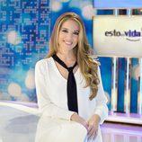 Cristina Lasvignes presenta en TVE 'Esto es vida'