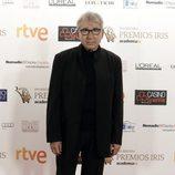 José Sacristán acudió a la gala de entrega de los Premios Iris 2015