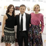 Malena Alterio, José Mota y Norma Ruiz juntos en los Premios Iris 2015