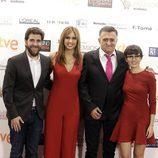 El equipo de 'El Intermedio' junto en los Premios Iris 2015