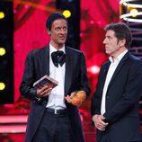 El ganador de la sexta gala de 'Tu cara me suena'