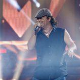 El Sevilla es AC/CD en la sexta gala de 'Tu cara me suena'