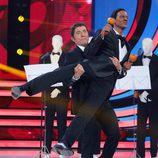 Edu Soto en la sexta gala de 'Tu cara me suena'