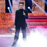 Vicky Larraz en la sexta gala de 'Tu cara me suena'
