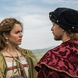 Isabel de Portugal y Carlos V en 'Carlos, Rey Emperador'