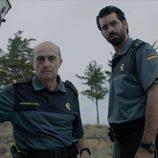 La cara de incertidumbre y sorpresa de Olmos y Robles en 'Olmos y Robles'