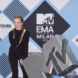 Jess Glynne en los premios 'MTV EMAs 2015'